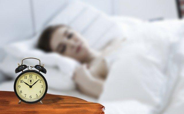 slaap probleem